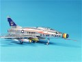 1/72 SCALE F-100 SUPER SABRE PICTURES