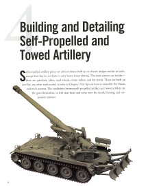 MODELING REALISTIC TANKS AND ARTILLERY CHAPTER-4