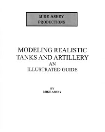 MODELING REALISTIC TANKS AND ARTILLERY GENERAL BOO INFO