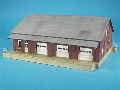 HO SCALE PROJECT- FREIGHT WAREHOUSE