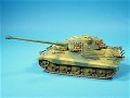 DRAGON 1/35 SCALE PORSCHE TURRET KING TIGER PICTURES
