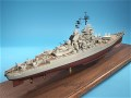 HELLER 1/400 SCALE FRENCH BATTLESHIP JEAN BART PICTURES