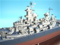 TAMIYA 1/350 SCALE USS MISSOURI PICTURES