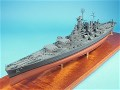TRUMPETER 1/350 SCALE USS NORTH CAROLINA PICTURES